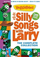 Veggie Tales: & Now It's Time for Silly Songs With [DVD] [Import]