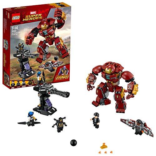レゴ(LEGO) スーパー・ヒーローズ  ハルクバスター・ス...