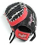 Rawlings(ローリングス)軟式ファースト用ミット ミッド ローリングスゲーマーDPリミテッド 野球 ベースボール GR6FGL3ACD-RH BDPKブラックダークピンク RH