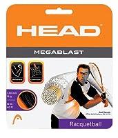 (16, Black) - Head Mega Blast Racquetball String