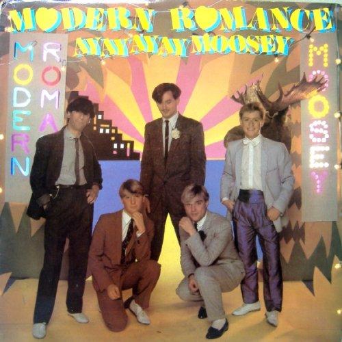 Ay Ay Ay Ay Moosey - Modern Romance 12