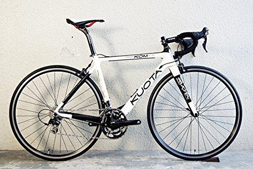 世田谷)KUOTA(クォータ) KOM EVO(コム エボ) ロードバイク 2012年 500サイズ