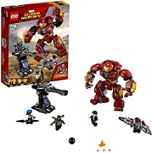 LEGO Marvel Super Heroes Avengers: Infinity War The Hulkbuster Smash-Up 76104 Playset Toy