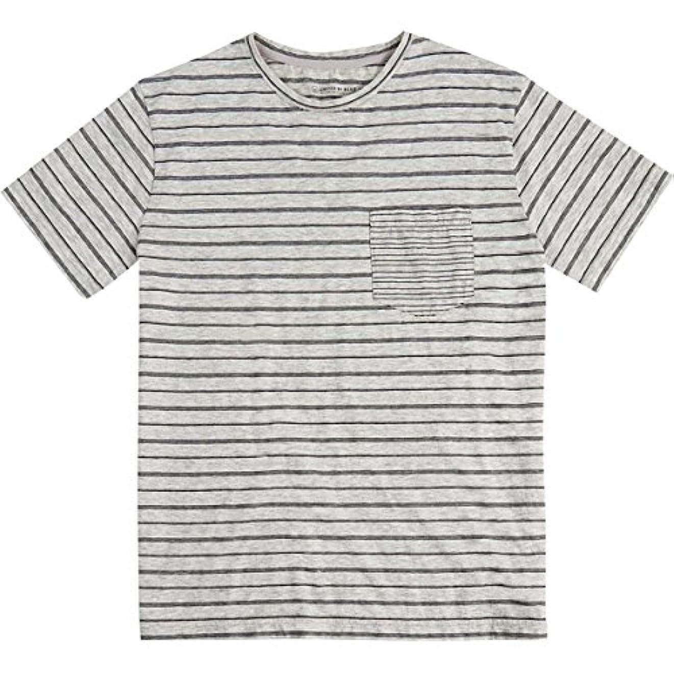 増幅するベリ演じる[ユナイテッドバイブルー] メンズ シャツ Standard Stripe T-Shirt [並行輸入品]