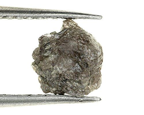 Kakadiya Group ユニークな天然原石 ルースダイヤモンド 2.42カラット 本物のダイヤモンド