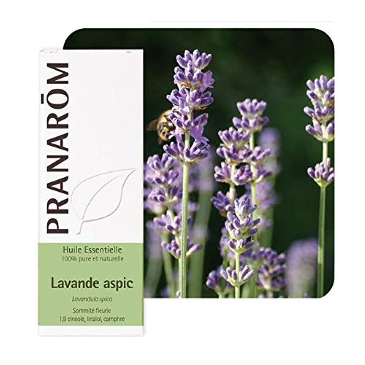 またね起こる追加するプラナロム ラベンダー スピカ 10ml (PRANAROM ケモタイプ精油)[並行輸入品] …