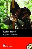Robin Hood: Robin Hood - Book and Audio CD Pack - Pre Intermediate Pre-intermediate (Macmillan Readers S.)