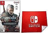ウィッチャー3 ワイルドハント コンプリートエディション -Switch 【CEROレーティング「Z」】 (【パッケージ版特典】豪華な特典3種セット & 【Amazon.co.jp限定】Nintendo Switch ロゴデザイン マイクロファイバークロス 同梱)
