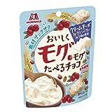 森永製菓 おいしくモグモグたべるC クリームチーズC 40g ×8袋