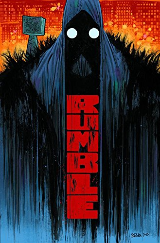 Rumble 1: What Color of Darkness?