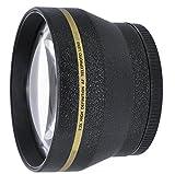 hdstars 62mm望遠Conversion Lens for Nikon、Sony、SAMSUNG、Sigma、富士フイルム、富士、Fujinon , Tamron , Tokina、Pentax、Carl ..