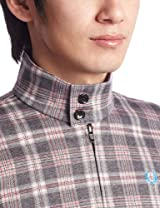 Fred Perry Harrington Jacket 11-18-0106-060: Charcoal