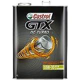 カストロール エンジンオイル GTX DC-TURBO 10W-30 4L 4輪ガソリン/ディーゼル車両用スタンダードオイル (鉱物油) SM/CF Castrol