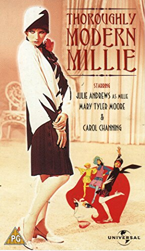 Thoroughly Modern Millie [VHS] [Import]