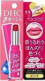 DHC 濃密うるみ カラーリップクリーム ピンク