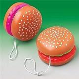 Hamburger Yo-Yos (1 Dozen) - Bulk