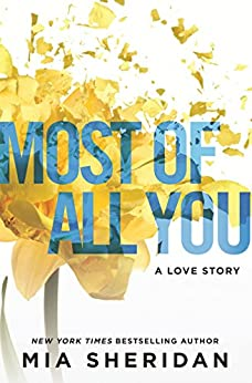 Most of All You by [Sheridan, Mia]