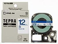 キングジム PROテープカートリッジ・白ラベル SS12B 00046415 【まとめ買い3個セット】