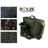 ROUZE(ラウズ) ブーツバッグ RZB533 ブラック フリーサイズ