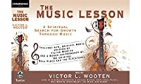 The Music Lesson: A Spiritual Search for Growth Through Music by Victor Wooten Audio Book Version - 6 CDs [並行輸入品]