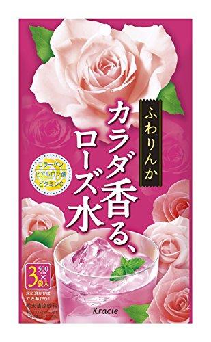 クラシエ カラダ香るローズ水 30g(10g×3袋)×5個