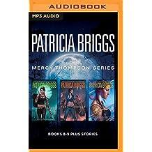 Patricia Briggs Mercy Thompson Series: Books 8-9 Plus Storie