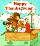 Happy Thanksgiving! (Wee Pudgy Books)