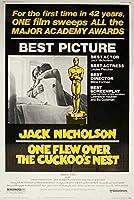 One Flew Over the Cuckoo 's Nest (ムービーポスター27x 40インチ–69cm x 102cm ( 1975年) ( Style E )
