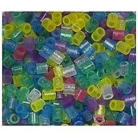 Perler Beads Glitter Mix Bead Bag (1000 Count) by Perler