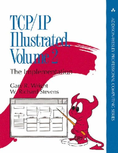 TCP/IP Illustrated Volume 2: The Implementationの詳細を見る