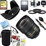 Nikon ( 20069) af-s Nikkor 28MM F / 1.4e Edレンズ+ 64GB究極フィルタ&フラッシュ写真バンドル