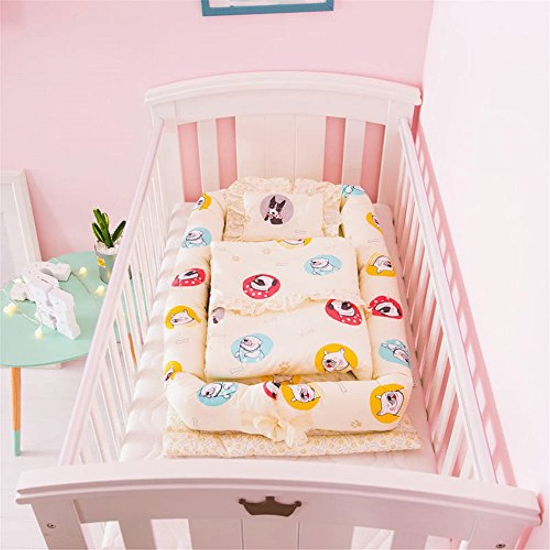 Abreeze Baby Travel BedベビーベッドDedポータブルベビーベッドポータブル赤ちゃんCots 0 – 18月の赤ちゃん3pcs L35.4