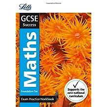 GCSE 9-1 Maths Foundation Exam Practice Workbook, with Practice Test Paper