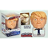 Donald J. Trump Squeezeez: Mega Head Collectible, Make America Great Again by Breygent Marketing
