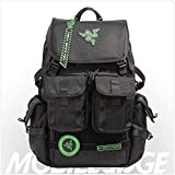 Mobile Edge Razer Tactical Gaming Backpack 17インチ対応 ゲーミングバックパック [並行輸入品]