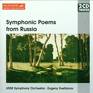Symphonic Poems from Russi