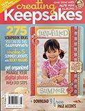 Creating Keepsakes, August 2008 Issue