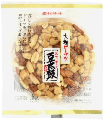 日進堂製菓 豆太鼓 ピーナツ 1枚×15袋