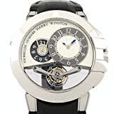 ハリー・ウィンストン HARRY WINSTON オーシャン トゥールビヨンビッグデイト OCEMTD45WW001 新品 腕時計 メンズ [並行輸入品]