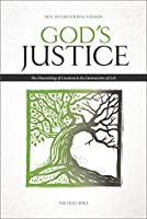 NIV God's Justice Bible Hardcover: The Flourishing of Creation and the Destruction of Evil【洋書】 [並行輸入品]