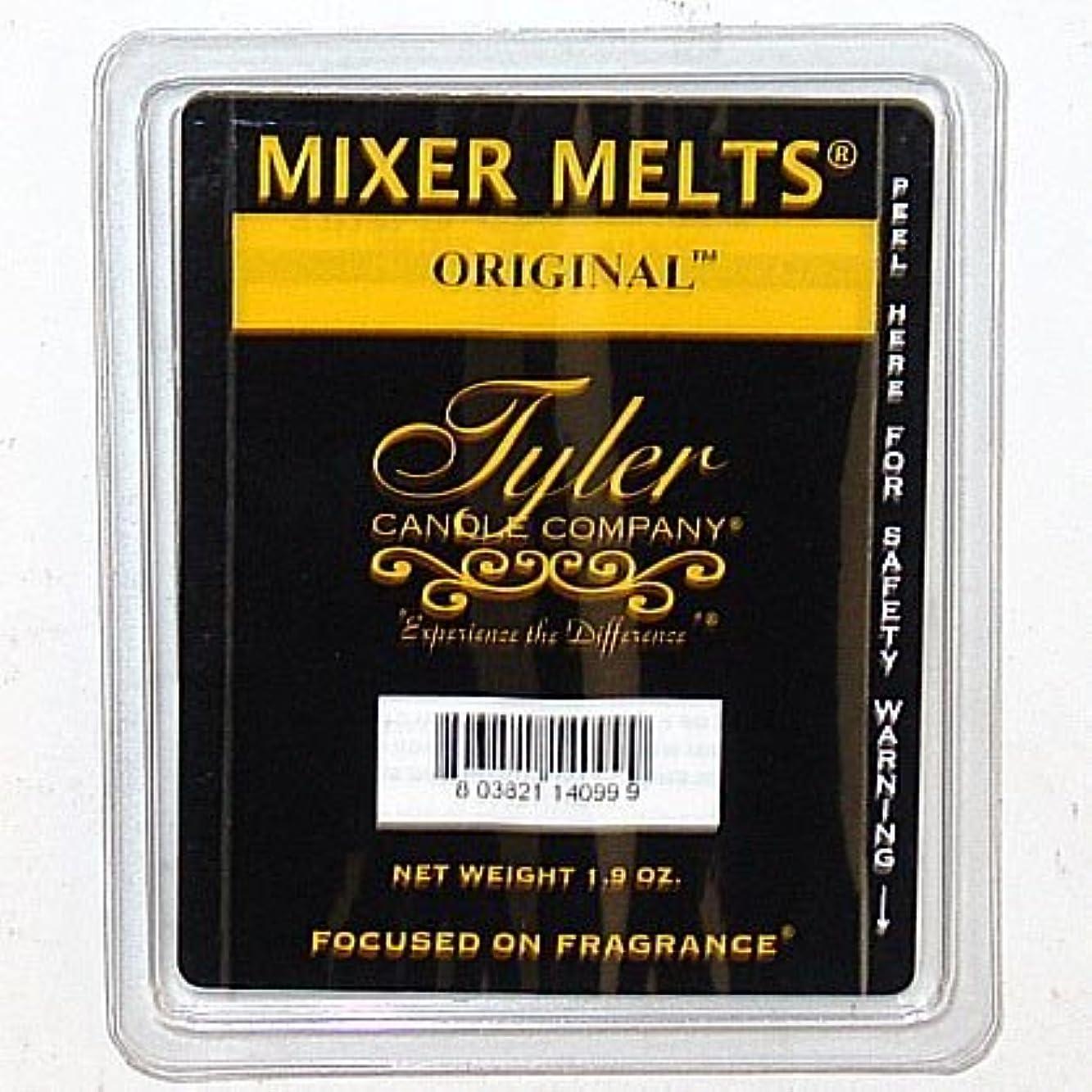 乱れ過度の本1 X Original Scented Mixer Melt by Tyler Candle