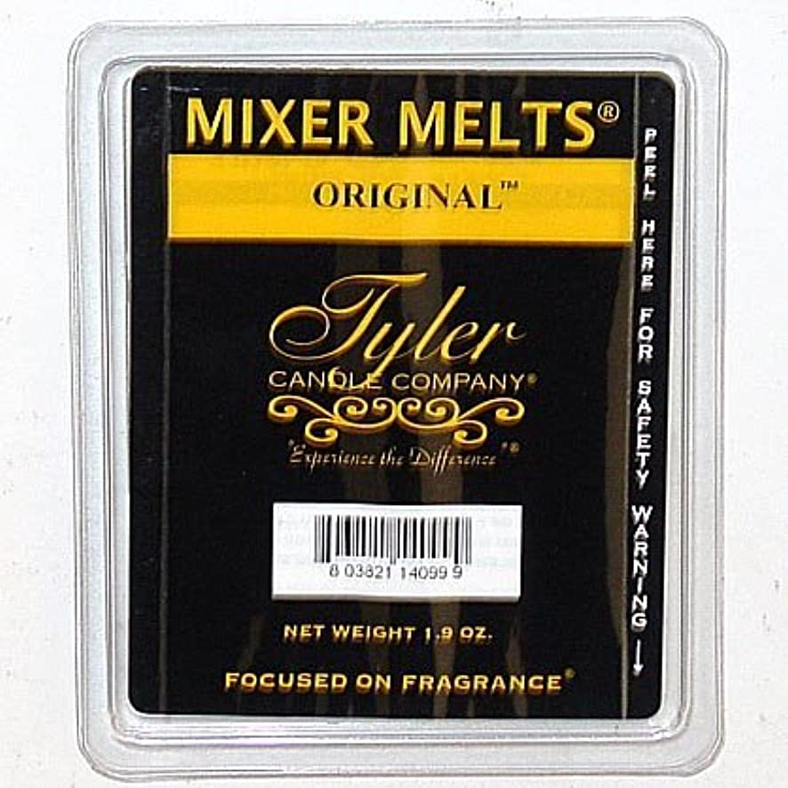 エジプト葉を拾う側溝1 X Original Scented Mixer Melt by Tyler Candle