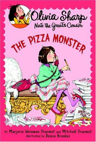 The Pizza Monster (Olivia Sharp: Agent for Secrets)の詳細を見る