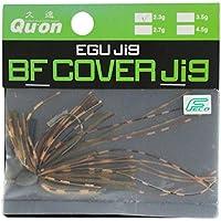 ジャクソン(Jackson) Qu-On ジャクソン クオン BF COVER JIG 2.3g カバージグ ルアー スモールラバージグ スモラバ カバー打ち 魚釣り用品
