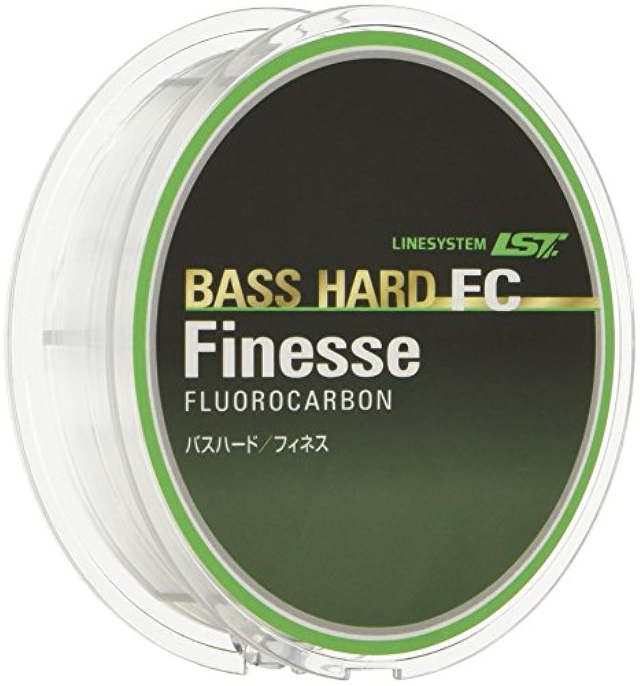 光沢のある理容師ポジションLINE SYSTEM(ラインシステム) ライン BASS HARD FINESSE 100m 2.5LB