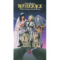 Beetlejuice [VHS] [Import]