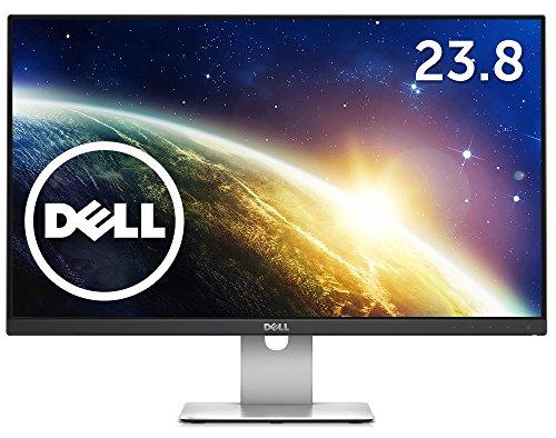 Dell ディスプレイ モニター S2415H 23.8インチ/ フルHD/IPS光沢/6ms/VGA,HDMI/スピーカ内蔵/フレームレス/3年間保証