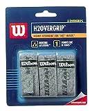 Wilson(ウイルソン) オーバーグリップテープ H2 OVERGRIP GY T0160L 画像