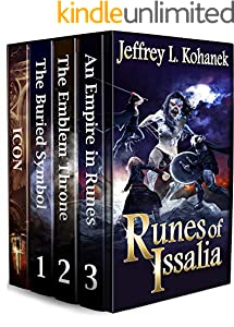 Runes of Issalia Bonus Box Set: Complete Epic Series Special Edition (Issalia Omnibus Book 1) (English Edition)