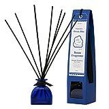 Amazon.co.jpブルーラベル ルームフレグランス オーシャンブルー 50ml(芳香剤 リードディフューザー 海の爽快さを思い出させる香り)